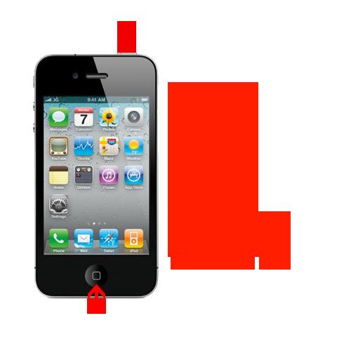 iPhone Hard Reset 5 series