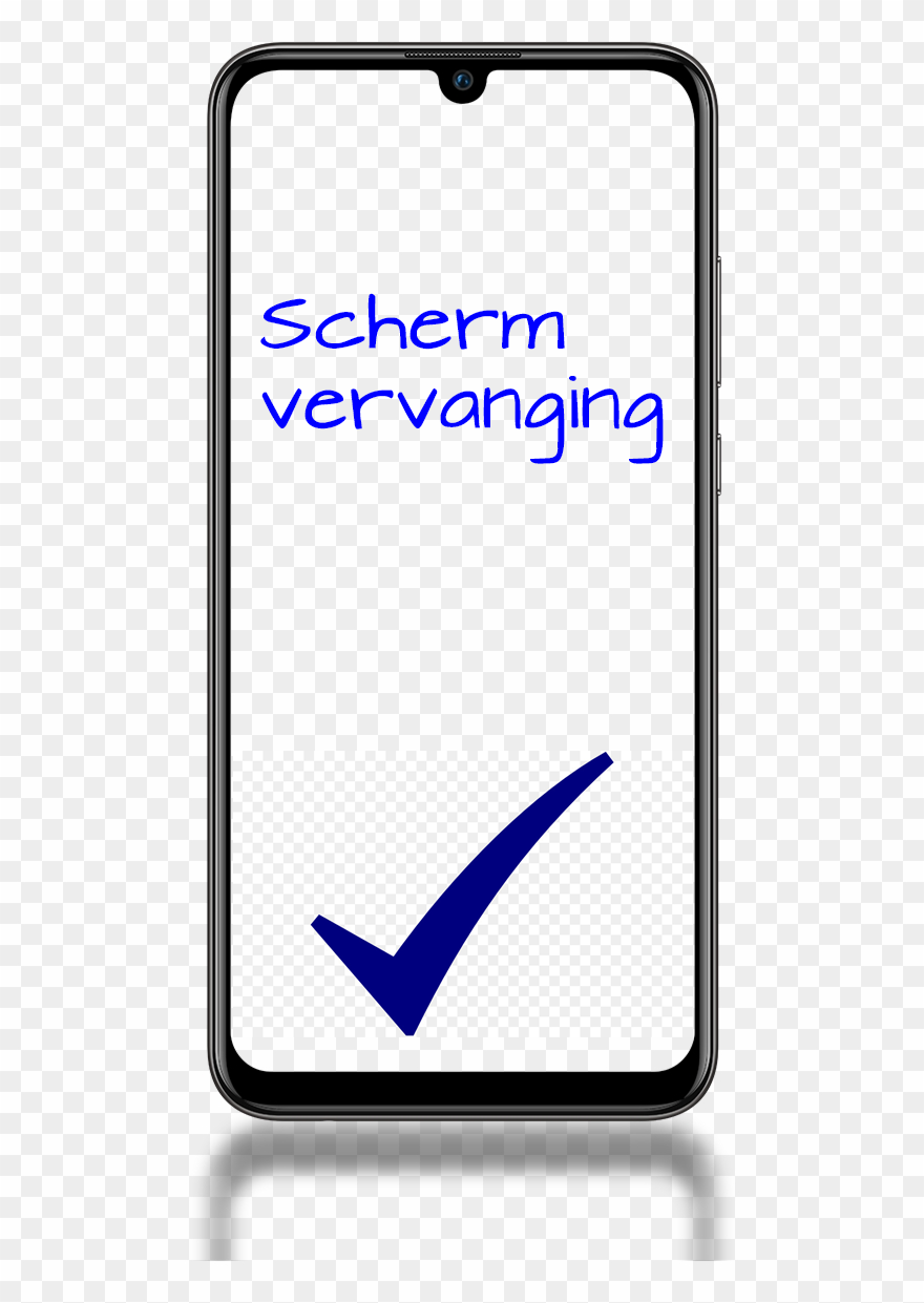 schermvervanging