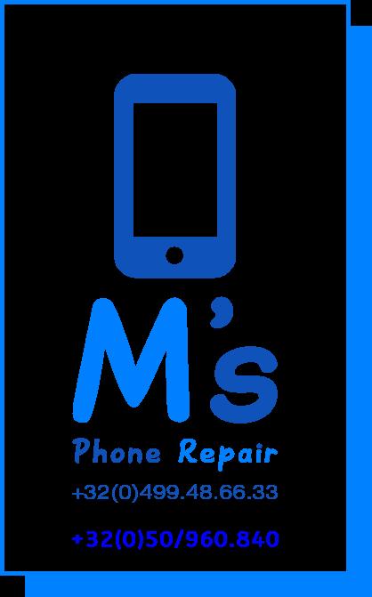 M's Phone Repair new logo revision
