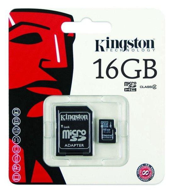 Kingston16Gb
