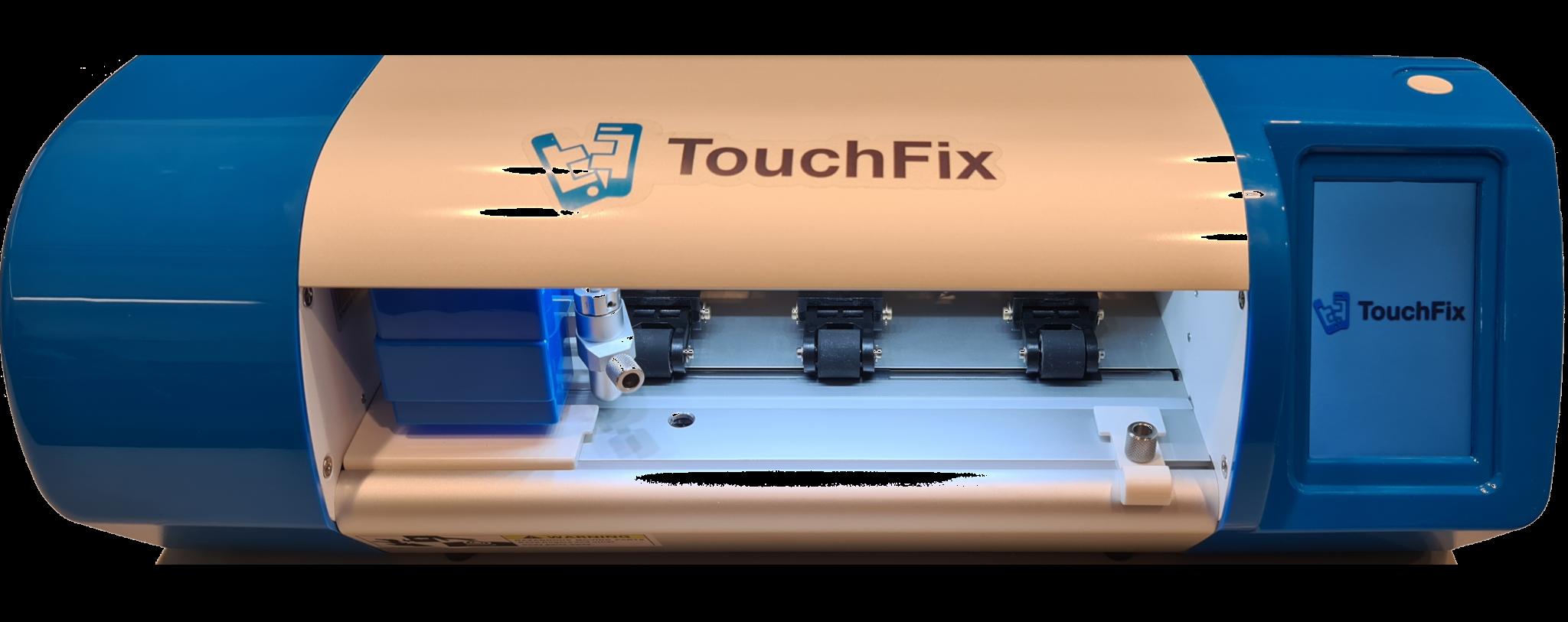 TouchFix Screen Protector cutter